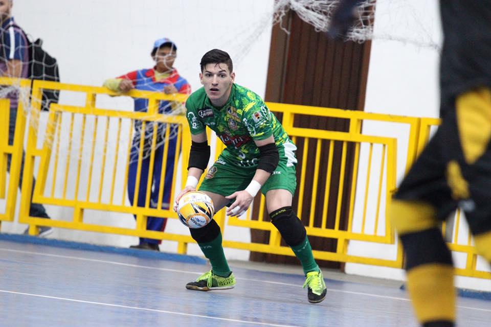 beb79908bd93f Novo goleiro do Foz Cataratas é convocado – Toque do Buza