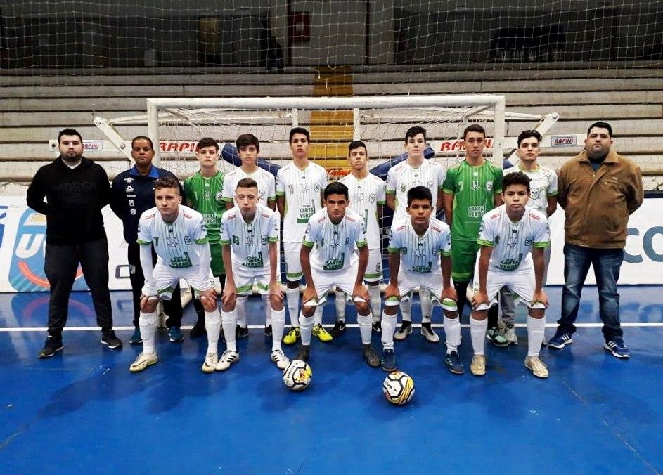 Carta Verde segue no Paranaense Sub-15